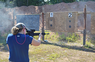 NRA Action Rifle Challenge